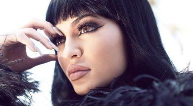 Cores secretas dos batons da Kylie Jenner!