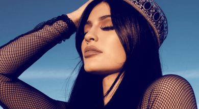 Preview da nova paleta da Kylie Cosmetics!