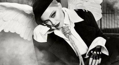 VOGUE ALEMÃ: Madonna é a nova cover girl com 3 capas diferentes!