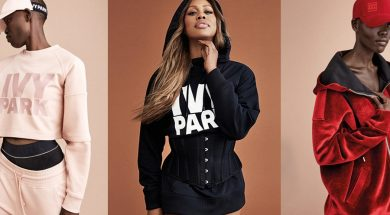 IVY PARK: Beyoncé liberou a coleção AUTUMN/WINTER 2017
